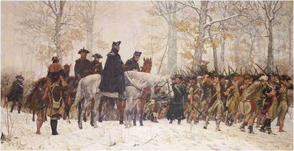 Valley Forge 1777